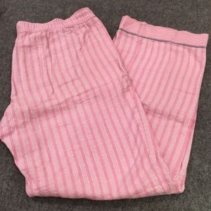 VS pajama bottoms